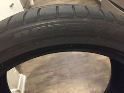 Bridgestoneandnbsppotenza Re050a Used Excellent Condition 8/32 Or Better Run Flats