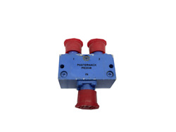 Pasternack Pe2035 2 Way N Wilkinson Power Divider From 4 Ghz To 8 Ghz Rated At 3