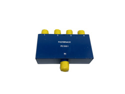 Pasternack Pe2001 4 Way Bnc Power Divider From 2 Mhz To 500 Mhz Rated At 1 Watt