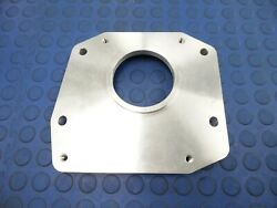 Chrysler Manual Transmission To Chevy Motor - Machined Aluminum Adapter Plate