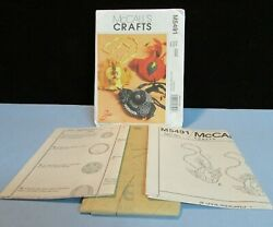 McCall#x27;s Patterns #M5491 Bags Handbags Totes Open UNCUT w Instructions $1.99
