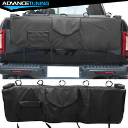 53 Inches Width V1 Style Pickuptailgate Pad W/5-bike Racks And 1 Tool Bag