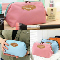 Women Multifunction Travel Cosmetic Bag Makeup Case Pouch Toiletry Organizer $6.69