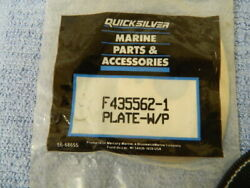 Mercury Marine Part F435562-1 Back Plate, Water Pump, Force Outboards
