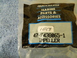 Mercury Marine Part 47-f438065-1 Impeller Force And Mercury Outboards