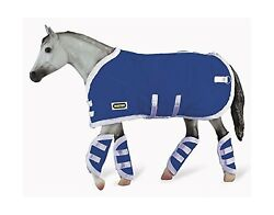 Breyer Traditional Blanket amp; Shipping Boots Blue