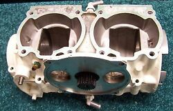 Seadoo Crankcase For X 1993 1994 657cc Xp Nice Condition With Rotary Shaft