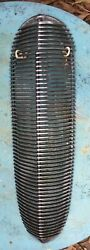 1940 Lasalle 52 Series Grille Upper And Lower Sections Rechromed With No Emblems