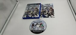 Jeu Sony Playstation 2 Ps2 Stella Deus The Gate Of Eternity Complet