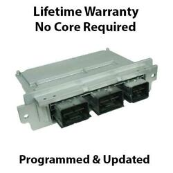 Engine Computer Programmed/updated 2011 Ford Escape Hybrid Bm6a-12a650-aa Auy0