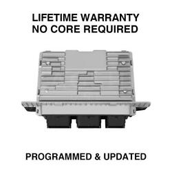 Engine Computer Programmed/updated 2013 Ford Motorhome Cu9a-12a650-bc Pbr2 6.8l