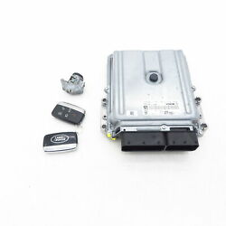 Engine Control Unit Land Rover Discovery Iv 4 L319 3.0 Td 05.10-
