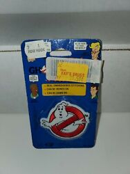 Vtg 1986 Ghostbusters Iron-on Embroidered Emblem Patch Mip New