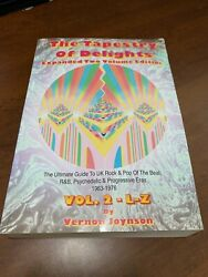 Tapestry of Delights Paperback by Joynson Vernon Acceptable Condition Fre...