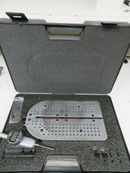 Dyer Wumo - Model 747-00 - Large Gage Id-od Measuring Tables With Tips - Ny42