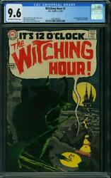 Witching Hour 1 Cgc 9.6 Dc 1969 1st Mordred Neal Adams Horror 136 Cm Clean