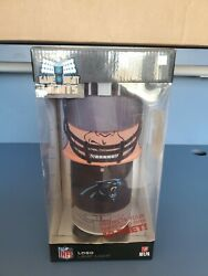 Forever Collectibles Carolina Panthers Lamp Desk Style