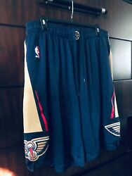 Anthony Davis Lakers Game Worn Shorts Game Used 2015 Pelicans Rare Nba Champ🔥