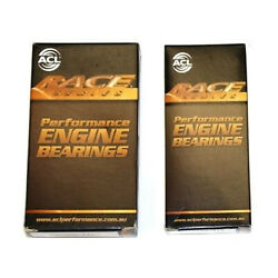 Acl Race Main And Rod Bearings For 89-92 Mitsubishi Eclipse 4g63 4g63t 6-bolt Dsm
