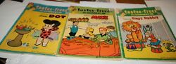 Tastee-freeze Promotional Comics Early Little Dot Hard To Find