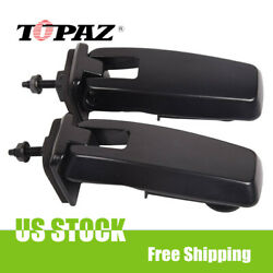 For Ford Escape Mariner 08-12 Rear Left + Right Liftgate Window Glass Hinges
