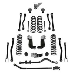 For Jeep Wrangler Jk 18 3.5 X 3.5 Stage 3 Front And Rear Complete Lift Kit