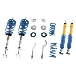 For Audi A4 02-09 Bilstein 48-169301 B16 Series Pss9 Front And Rear Coilover Kit