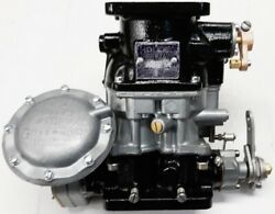 1953-55 White/reo Truck W/250a Eng. - Holley 2v Carburetor W/governor P/n 582-2