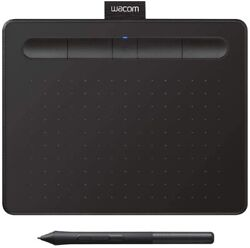 🎨wacom Intuos Graphics Drawing Tablet + Software Small/medium Case Kids Gift🎁
