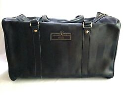 New Johnnie Walker Black Label Classic Overnight Travel Bag Whisky Collection