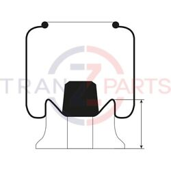 Fits Ror Meritor Trailer Airspring Assy Ask006 10 Top Plate 9463281401