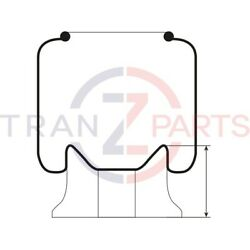 Fits Ror Meritor Trailer Airspring Ask058 Steel Piston Fits Mercedes 9423200121