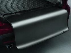 Weathertech Cargo Trunk Liner With Bumper Protector Volvo Xc40 / Recharge Black