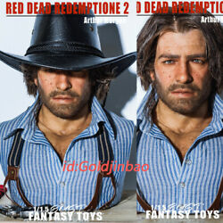Fantasy Toy Red Dead Redemption 2 Arthur Morgan Bust 1/1.5 Scale Custom-made Hot