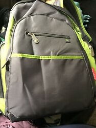 Fisher Price Backpack Diaper Bag W Little Tikes Changing Pad $28.00