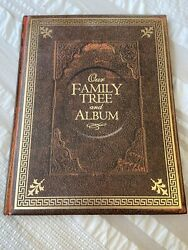 OUR FAMILY TREE AND ALBUM  W