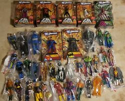 Adult Collector Owned Dc Universe Classic Action Figure Lot 39 Figures