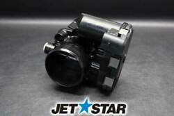 Seadoo Rxt-x 260 And03910 Oem Throttle Body Used [x007-006]