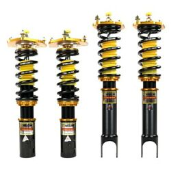 For Subaru Impreza 93-00 Coilover Kit 0-3 X 0-3 Gravel Rally Front And Rear