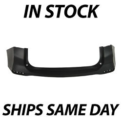 New Primered - Rear Upper Bumper Cover Fascia For 2018 2019 2020 Chevy Equinox