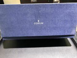 Original Wood Box For Corum High End Limited Series Watch