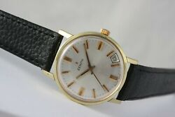 Zenith Vintage Watch 2542 C Movement Classic Case Stunning Dial 60s