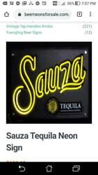 Bnib 2006 Sauza Tequila Neon Sign - Il Pick Up Only