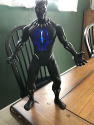 "Black panther 12"" Action Figure"