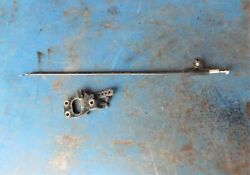 74-76 Mercury 75 7.5 110 9.8 Outboard Motor Cowl Release Cable And Latch Mech.