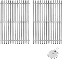 7639 Cooking Grates Grill Parts For Weber Genesis 300 Series Spirit E310 E320 S3