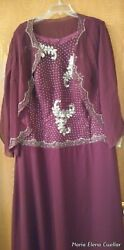 LanTing Cocktail Evening Dress Size XL $69.00