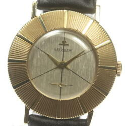 Jaeger-lecoultre Antique Silver Dial Hand Winding Menand039s Watch_565282