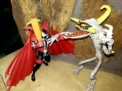 Spawn Series 1, Spawn With Violator, Todd Toys Action Figures 1994, New, Mint