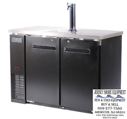 Spartan Refrigeration Sbd-2 Draft Beer Cooler Two Draw Tap